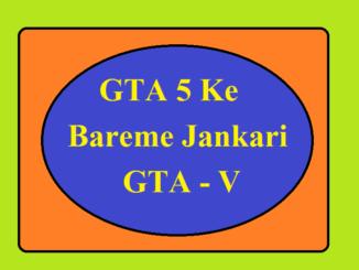GTA 5 Ke Bareme Jankari - GTA - V